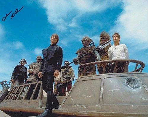 JULIUS LeFLORE - Stuntman - Star Wars: Return Of The Jedi GENUINE AUTOGRAPH