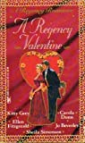 img - for A Regency Valentine (A Regency Romance) by Grey, Kitty(December 22, 1991) Mass Market Paperback book / textbook / text book