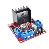 Nynoi Dual H Bridge DC Controller Board Module L298N for Arduino 1PCS