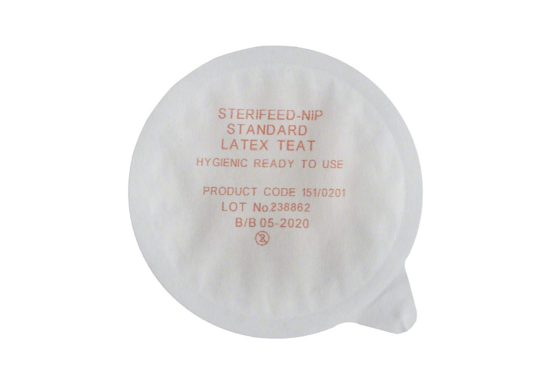 steril 10 St/ück Sterifeed Latex-Sauger Standard