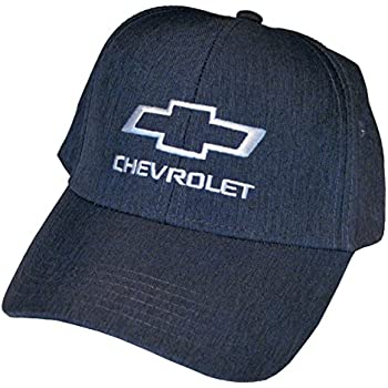 Bundle with Driving Style Decal CH-2204 Gregs Automotive Chevrolet Racing Bowtie Hat Cap Black
