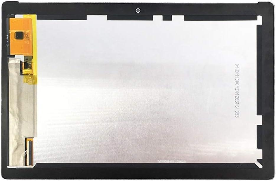 YGMOTO XIO Schermo LCD AYS e Digitizer Assemblea Completa for ASUS zenPad 10 Z300 Z300CL Z300CNL P01T (Giallo Flex Cable Version) (Color : Color1) Color1