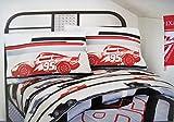 queen sheets cars - Disney Cars Lightning McQueen Sheet Set (Queen)