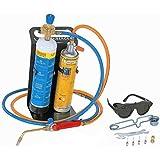 Poste a souder bi gaz roxy kit plus 110l rothenberger-35740