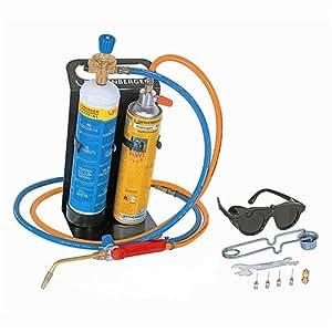 Rothenberger Einhell-soldadura y pequeños aparato de soldadura Roxy-kit 12: Amazon.es: Hogar