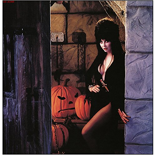 Cassandra Peterson is Elvira Ready for Halloween 8 x 10 Inch Photo]()