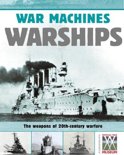 Warships (Smart Apple Media; War Machines) by Smart Apple Media (Image #1)