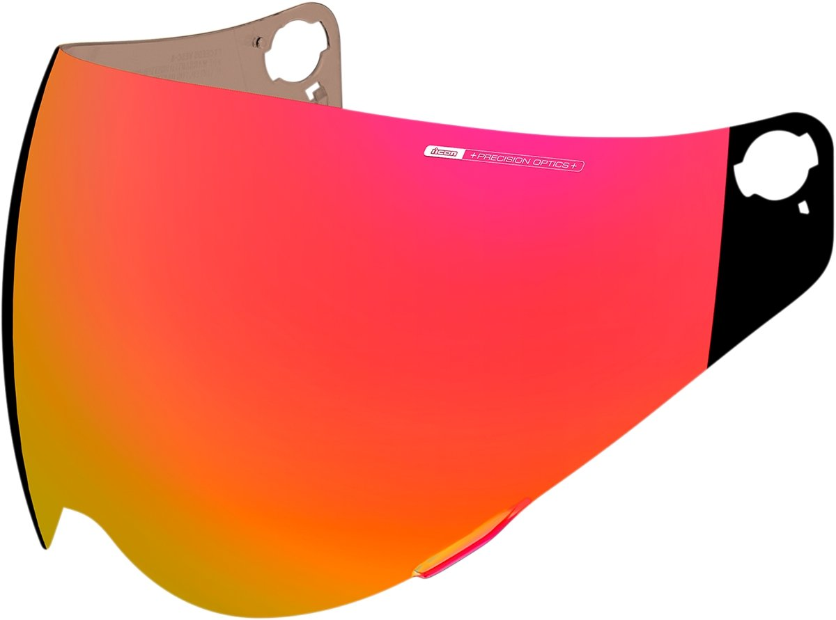 Precision Optics Variant /0130-0638/ Shield Red One Size/ /Icon 01300638
