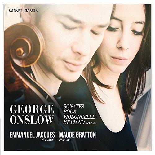 Onslow: Cello Sonatas Nos.1-3