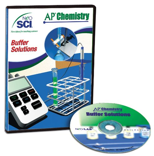 Neo/SCI Buffer Solutions Neo/LAB AP Chemistry Software, Individual License ()
