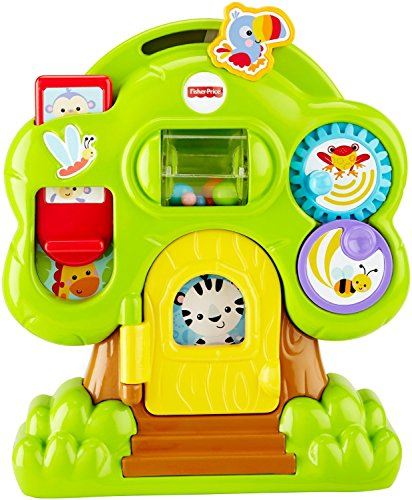 Fisher-Price Animal Friends Discovery Treehouse (Tree House Fisher Price compare prices)