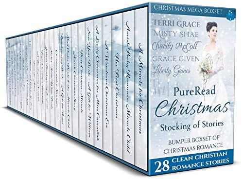 PureRead Christmas Stocking of Stories - Bumper Box Set of Christmas Romance: 28 Clean Christian Romance Stories (Charity Set Proof)