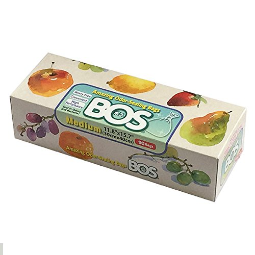 BOS Odor Sealing Disposable Unscented Sanitary product image