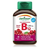 Best B12 Supplements - Jamieson B12 5,000 mcg Review