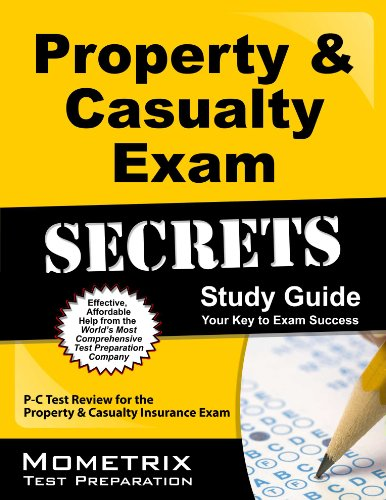 Property & Casualty Exam Secrets Study Guide: P-C Test Review for the Property & Casualty Insurance Exam Pdf