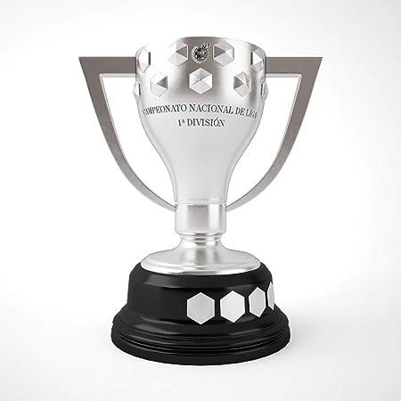 X-Trophy Copa de Trofeo de Plata de 6.1 Pulgadas, Trofeo de fútbol de La Liga, Colección Conmemorativa de fanáticos