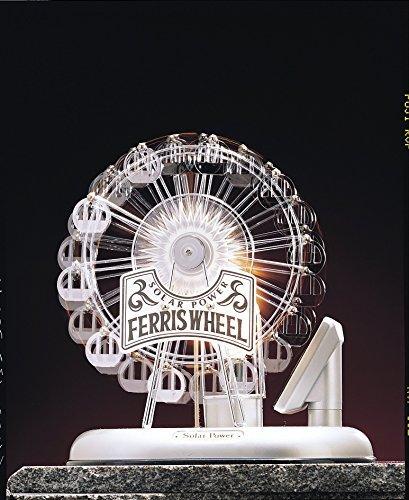 Solar Lamp Ferris Wheel by MUSICAL LAND