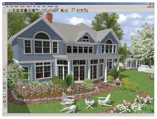 Amazon.com: Better Homes And Gardens Landscaping And Deck Designer 7.0 [OLD  VERSION]: Software