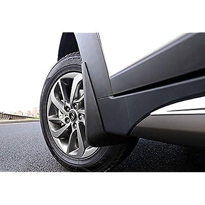 Vesul 4pcs Mud Flaps Mudguard Fenders Splash Guards Fits on Hyundai Tucson 2016 2020 2020: Automotive