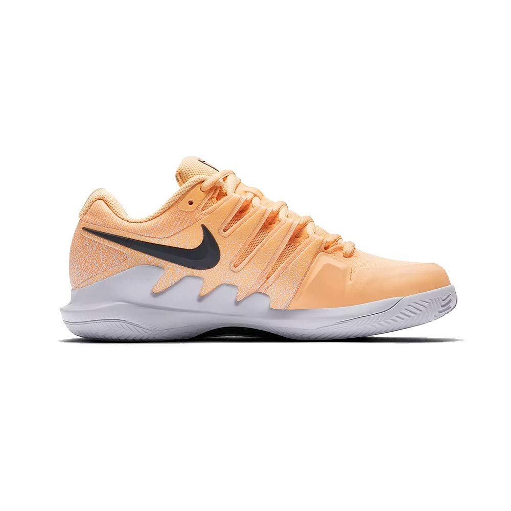 Nike Air Zoom Vapor X Clay Mujer Naranja NIAA8025 801: Amazon.es ...