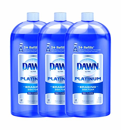 Dawn Direct Foam Dishwashing Foam Refill-Fresh Rapids-31 oz., 915 milliter (Pack of - Foam Dawn Dishwashing Direct