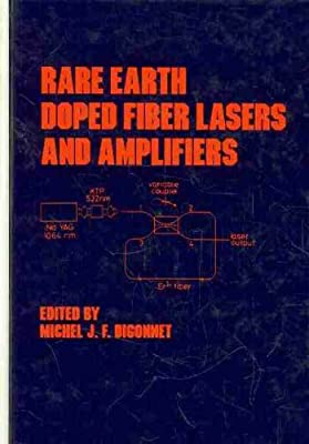 Rare-Earth-Doped Fiber Lasers and Amplifiers