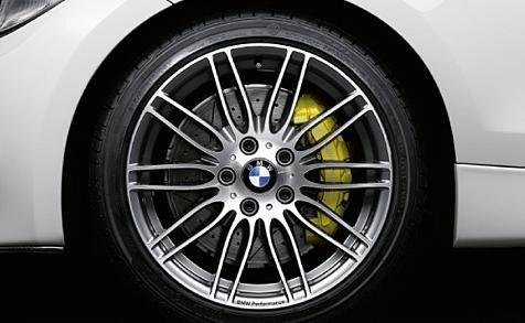 BMW Performance Genuine 1 Series E81 E82 E87 E87 LCI E88 Style 269 18 Wheel Set by EuroActive