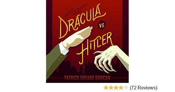 Amazon Dracula Vs Hitler Audible Audio Edition Patrick