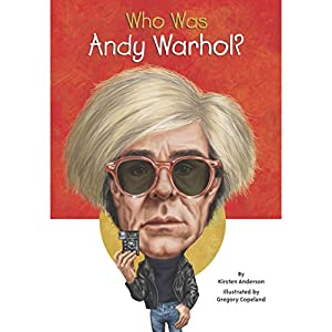 Who Was Andy Warhol? Audiobook