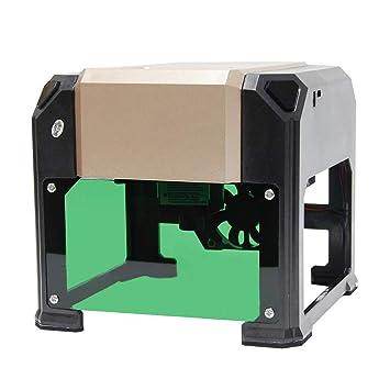 Vogvigo Máquina de grabado láser, Mini Impresora grabadora ...