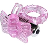 APHRODISIA 7 Modes Butterfly Penis Ring Vibrating Sex Vibrador Electro Toys Cockring Sex Toys Adult Products For Men