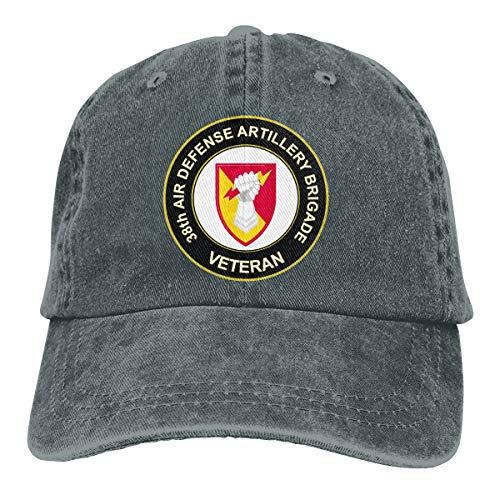 - A7oop US Army 38th Air Defense Artillery Brigade Veteran Adjustable Dad Hats Baseball Caps Trucker Hats