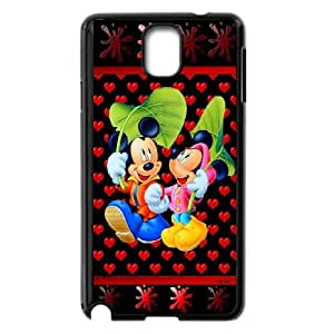 Micky Mouse Samsung Galaxy Note 3 Cell Phone Case Black Phone cover M8821573
