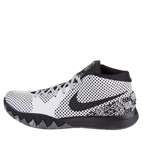 the best attitude 11c52 a2c10 Nike Mens Kyrie 1 BHM White Black-Dark Grey Mesh Size 10.5 Basketball Shoes  - Buy Online in UAE.   Apparel Products in the UAE - See Prices, ...