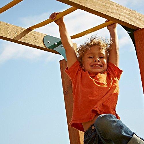 Swing-N-Slide Metal Monkey Bar Rungs (Set of 6) Kid Child...