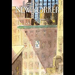 The New Yorker, March 21st 2011 (D. T. Max, Ian Frazier, James Surowiecki)