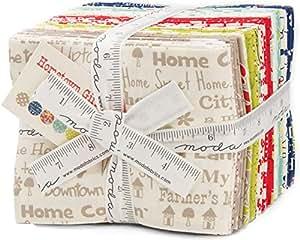 Hometown Girl Fat Quarter Bundle (43060AB) by Pat Sloan for Moda