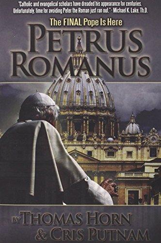 Petrus Romanus: The Final Pope Is - Black Cris