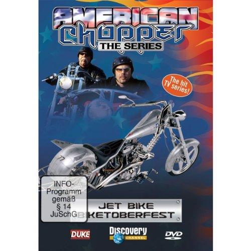 American Chopper: Jet Bike And Biketoberfest [DVD] (American Chopper Jet Bike)