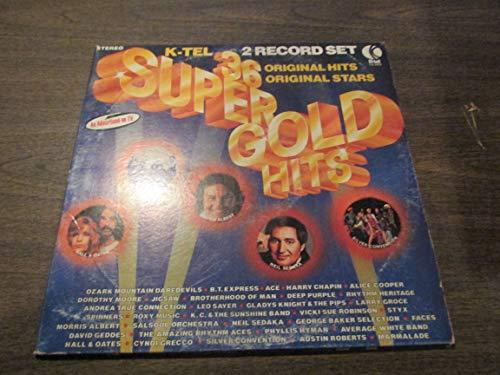Price comparison product image 36 Super Gold Hits LP - K-Tel - TU 2470
