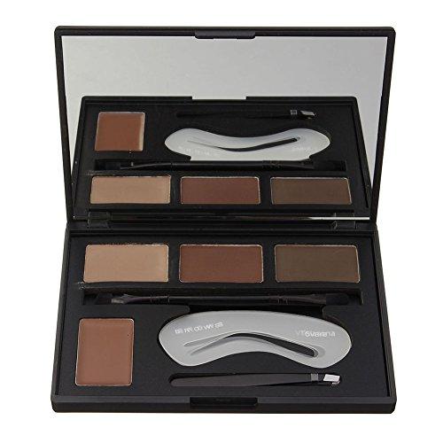 Vodisa Makeup Powder 4 Colour Eyebrow Kit-Eye Brow Tint P...
