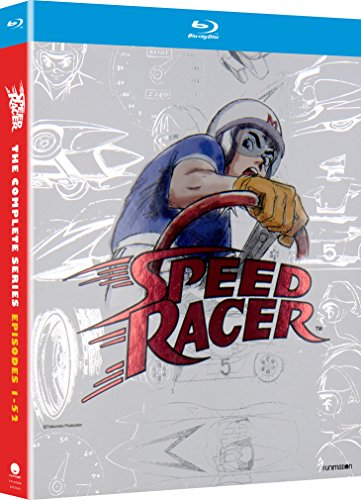 Speed Racer: Complete Series [Blu-ray]
