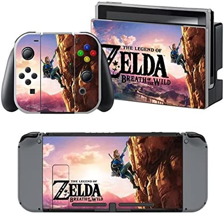 thtb Nintendo Switch + Controller Design Adhesivo protector Set – Zelda (2)/ Switch: Amazon.es: Videojuegos