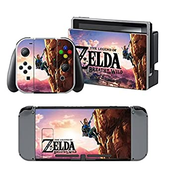Nintendo Switch Controller Aufkleber Schutzfolien Set