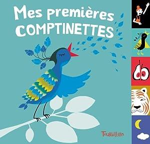 """Afficher """"Mes premières comptinettes"""""""