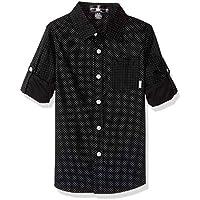 Beverly Hills Polo Club Boys' Little Long Sleeve Shirt
