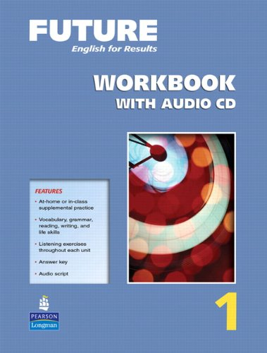 Future 1 Workbook with Audio CD