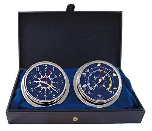 Master-Mariner Blue Mariner Collection, Nautical Cabin Gift Set, 5.75