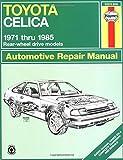 Toyota Celica  '71'85 (Haynes Repair Manuals)