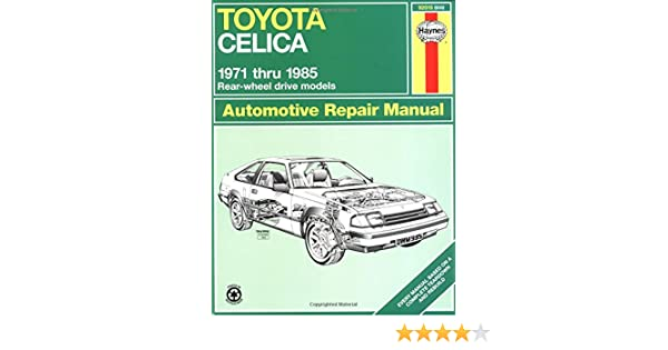 Toyota celica 7185 haynes repair manuals haynes 0038345009358 toyota celica 7185 haynes repair manuals haynes 0038345009358 amazon books fandeluxe Gallery